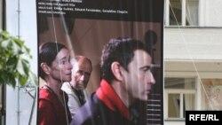 "Afișul filmului ""La mosquitera"" premiat la Karlovy Vary"