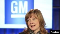 Shefja ekzekutive e General Motors, Mary Barra.