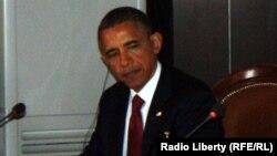 Амриканскиот претседател Барак Обама
