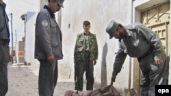 درگیری در مرزهای ایران و افغانستان امری معمول به شمار می رود.(عکس: EPA)
