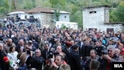 Македонци во Голо Брдо - Албанија