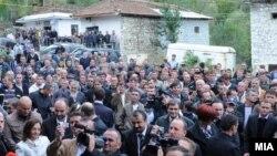 Македонци - Голо Брдо