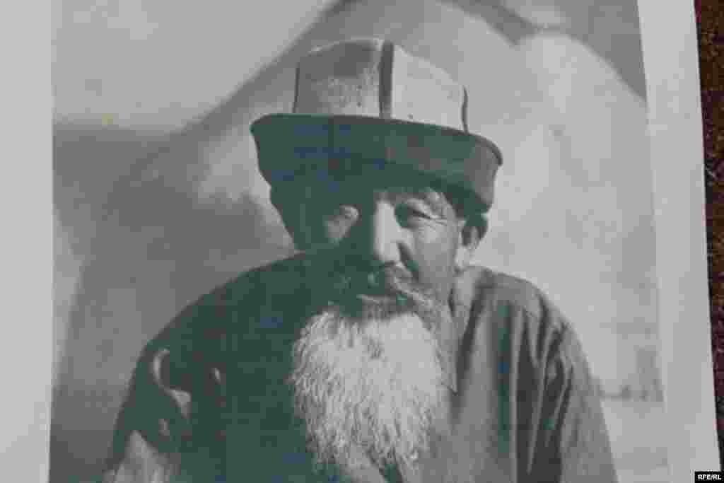 В честь кыргызского калпака #10