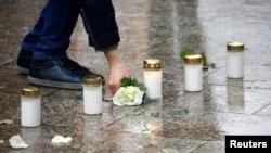 Sjećanje na žrtve terorističkog napada u Berlinu