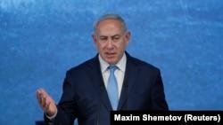 Прем'єр-міністр Біньямін Нетаньягу