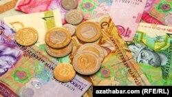 Türkmenistanyň milli puly manat.