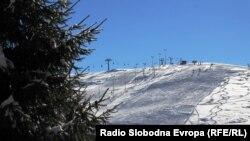 Скијачки центар Попова Шапка.