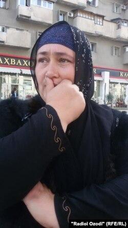 Таҳмина Асоева