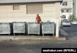 Ашхабад, ноябрь, 2019