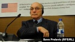 Joseph Pistone u Podgorici, 15. mart 2013.