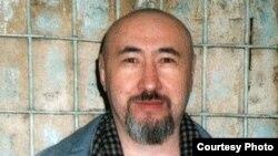 Арон Атабек, 18 жылға сотталған диссидент. Алматы, 2007 жылғы ақпан