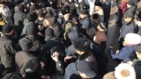 KAZAKHSTAN -- Oppositions Rally in Aktobe. 22 Feb 2020