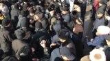 KAZAKHSTAN -- Oppositions Rally in Aktobe. 22 Feb 2020