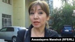 Назым Мукайяма, Green супермаркетін сотқа берген тұтынушы. Алматы, 18 қазан 2013 жыл