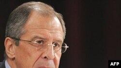 سرگی لاوروف، وزير امور خارجه روسيه. عکس از خبرگزاری (AFP)