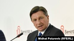Словенечкиот претседател Борут Пахор