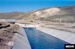 Ирандағы канал. (Көрнекі сурет)