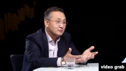 Таалатбек Масадыков.