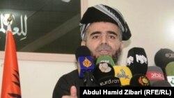 علي بابير أمير الجماعة الإسلامية في كردستان