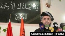 علي بابير أمير الجماعة الاسلامية في كردستان