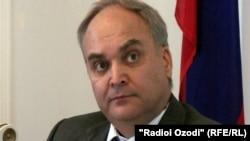 Рускиот заменик министер за одбрана Анатоли Антанов.