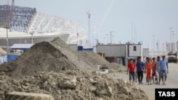Задержки с выплатами зарплат в олимпийском Сочи носят массовый характер