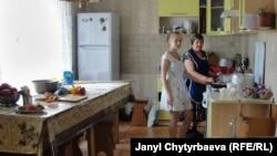 Астанадагы Жаштар үйүндөгү ашкана