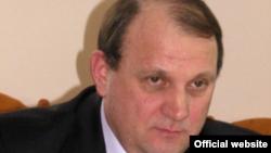 Moldovan Deputy Agriculture Minister Vasile Bumacov