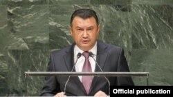 Премьер-министр Таджикистана Кохир Расулзода.