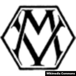 Логотип компании «Метро-Виккерс»