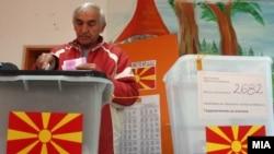 Гласањето на локалните избори