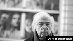 Norman Manea (Foto: Service de presse Salon du Livre, Paris)