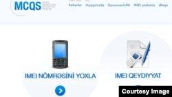 Mobil telefonların qeydiyyatı