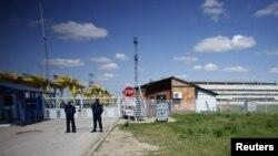 Hyrja në terrenin ku ndërtohet centrali i dytë atomik në Bullgari