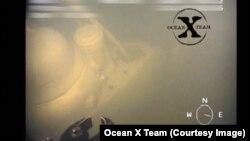 Подводная лодка, найденная в водах Щвеции