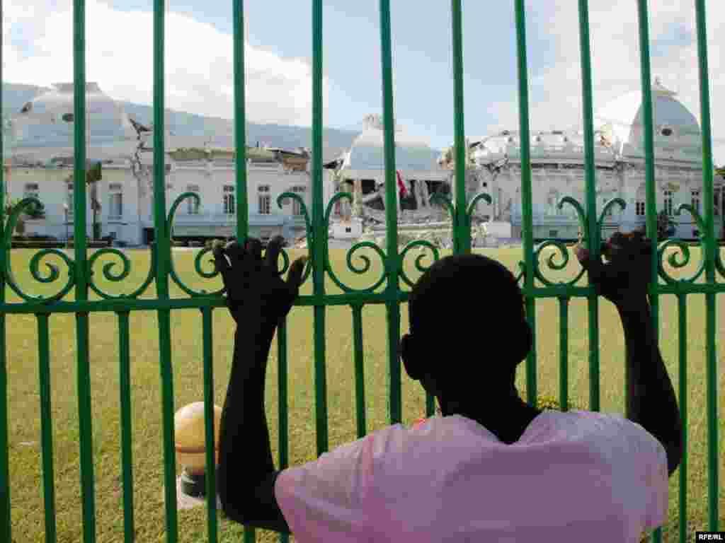 Catastrophe In Haiti #17