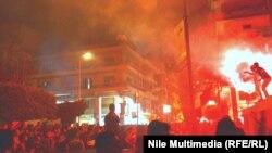 إحتجاجات في بور سعيد