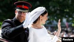 Принц Гаррі і його дружина Меган Маркл