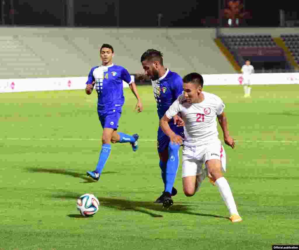 В тот же день в группе В сборная Пакистана (U23) со счетом 2:0 обыграла кувейтцев.