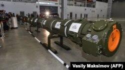 Rusiya 9M729 raketini nümayiş etdirir 23 yanvar, 2019.