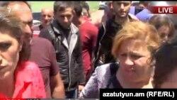 Գյուղացիները փակել էին Վարդենիս-Մարտակերտ ճանապարհը ի նշան բողոքի