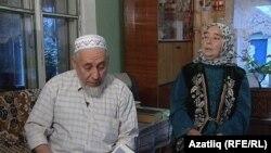 Вагыйз һәм Нурхаләфә Насретдиновлар