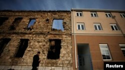 Mostar, januar 2013.