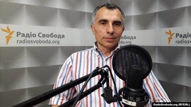 Історик Віктор Брехуненко