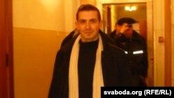 Алесь Чаркашын, студзень 2011-га