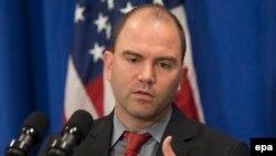 بنجامین رودز، دستیار مشاور امنیت ملی کاخ سفید
