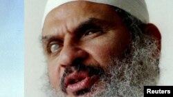 Омар Абдель-Рахман, фото архівне