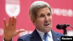 Sekretari amerikan i shteti, John Kerry
