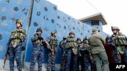 Iračka policija, ilustrativna fotografija