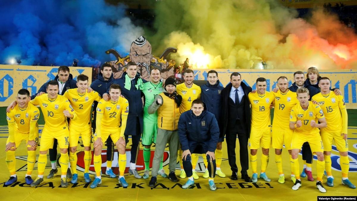 Футбол: Шевченко довикликав нападающего на матчи с Эстонией и Сербией